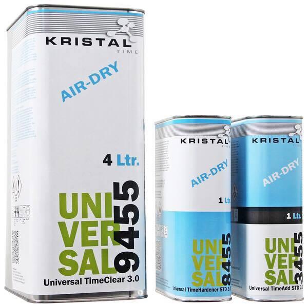 Kristal Universal TimeClear 3.0 - minden egy helyen